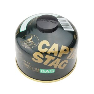 キャプテンスタッグ(CAPTAIN STAG) レギュラーガスカートリッジCS-250 M-8251|n-kitchen