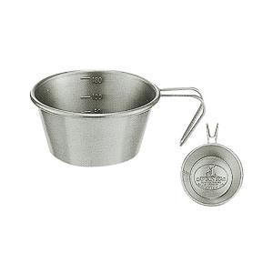 キャプテンスタッグ(CAPTAIN STAG) チタン製ミニシェラスタッキングカップ210ml|n-kitchen