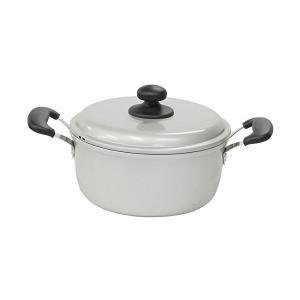 水明 両手鍋 20cm 北陸アルミニウム n-kitchen