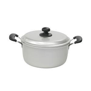 水明 両手鍋 22cm 北陸アルミニウム n-kitchen