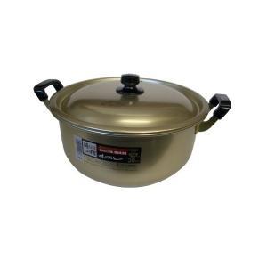 HA 純蓚酸 味づくし 大型鍋 30cm 北陸アルミニウム n-kitchen