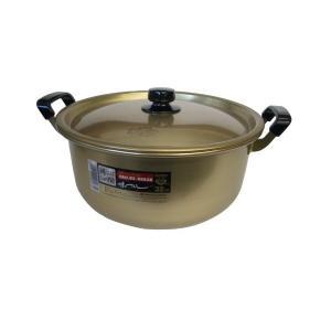 純しゅう酸 味づくし 32cm 両手鍋 北陸アルミニウム n-kitchen