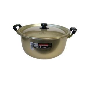 純しゅう酸 味づくし 34cm 両手鍋 北陸アルミニウム n-kitchen