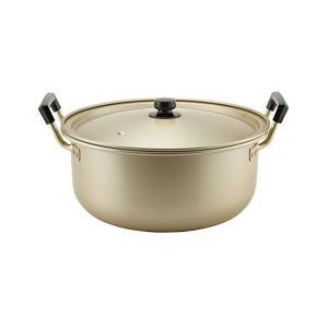 純しゅう酸 味づくし鍋 40cm 218871 北陸アルミニウム n-kitchen