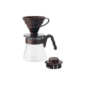HARIO(ハリオ) V60 コーヒーサーバー02セット BR VCSD-02CBR|n-kitchen
