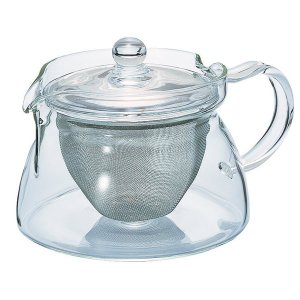 HARIO(ハリオ) 茶茶急須 角 450ml CHJKN-45T|n-kitchen