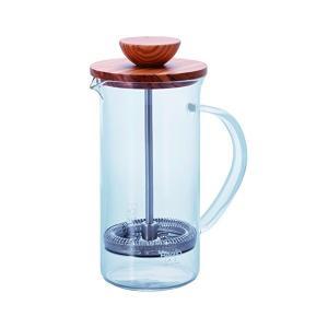HARIO(ハリオ) ティープレス ウッド 2杯用 THW-2-OV|n-kitchen