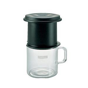 HARIO (ハリオ) ワンカップ カフェオール コーヒードリップ 1人用 CFO-1B n-kitchen