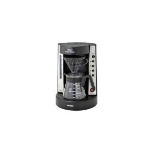 HARIO(ハリオ) V60 珈琲王 コーヒーメーカー 透明 ブラック EVCM-5TB|n-kitchen
