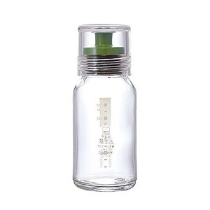 HARIO (ハリオ) ドレッシングボトルスリム 120ml グリーン DBS-120G n-kitchen
