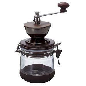HARIO (ハリオ) 手挽き コーヒーミル キャニスター付き CMHN-4|n-kitchen