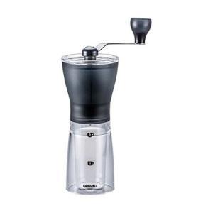 ハリオ(HARIO) 手挽キコーヒーミル セラミックスリム 手動 MSS-1TB|n-kitchen
