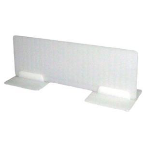 サッ取りシリーズ 仕切り板(S) ホワイト ST−04|n-kitchen