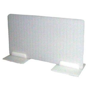 サッ取りシリーズ 仕切り板(L) ホワイト ST−05|n-kitchen