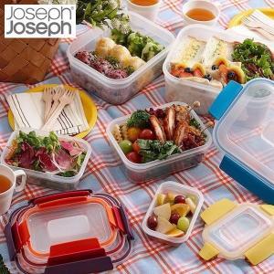 Joseph Joseph ネストロック 5ピースセット マルチカラー 81081 保存容器 ジョゼフジョゼフ|n-kitchen