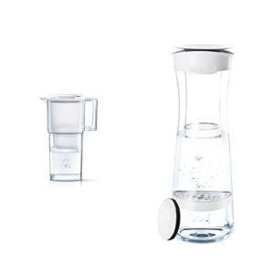 BRITA ブリタ 浄水 ポット リクエリ マクストラプラス カートリッジ 1個付き|n-kitchen