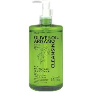 保湿成分天然オリーブオイルとアルガンオイルを贅沢に配合したクレンジングオイルです 手のひらに適量をと...