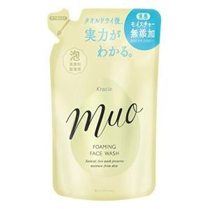 ミュオ 泡の洗顔料 詰替用 180mL クラシエホームプロダクツ|n-kitchen