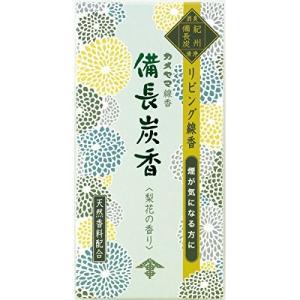 花げしき 備長炭香 梨花の香り カメヤマ|n-kitchen