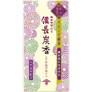 花げしき 備長炭香 千年桜の香り カメヤマ|n-kitchen