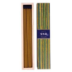 かゆらぎ金木犀 40本 38404 日本香堂|n-kitchen