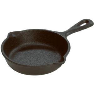 ロッジ ミニスキレット 3.5インチ LMS3|n-kitchen