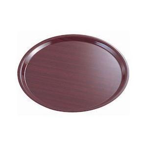 キャンブロ 丸型カプリトレー CA4300WナットE76 EUC0701|n-kitchen