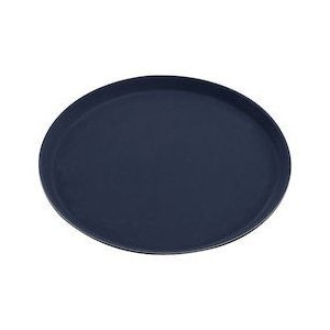 キャンブロ 丸型ノンスリップトレー ブラック1100CT-BL|n-kitchen