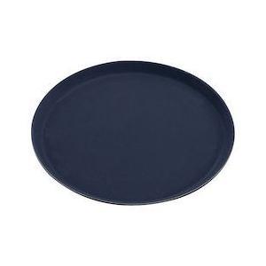 キャンブロ 丸型ノンスリップトレー ブラック900CT-BL|n-kitchen