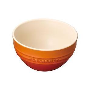ル クルーゼ ライスボール 910212-00オレンジ RLK0802|n-kitchen