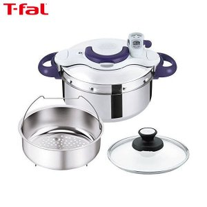ティファール圧力鍋クリプソミニット パーフェクト4.5L|n-kitchen
