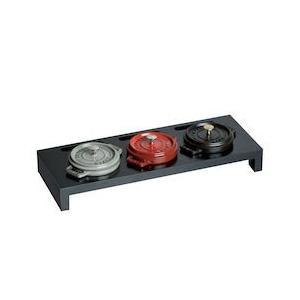 ストウブ 木製ミニココット用スタンド 40509-374 RST9401|n-kitchen