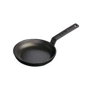 ストウブ ミニ フライパン 黒40509-529 RST5401|n-kitchen