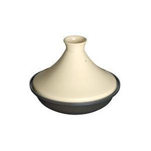 ストウブ タジン鍋(セラミックドーム) 40509-39528cm白|n-kitchen