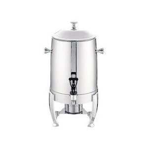 UK18-8コーヒーアーン 10501 固形用ランプ付 NKC62 n-kitchen
