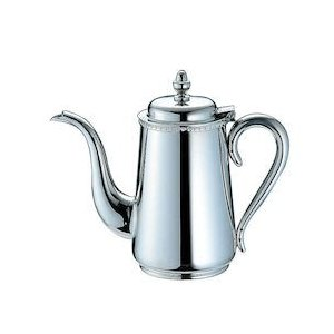 UK18-8菊渕コーヒーポット 10人用 PKC25010 n-kitchen