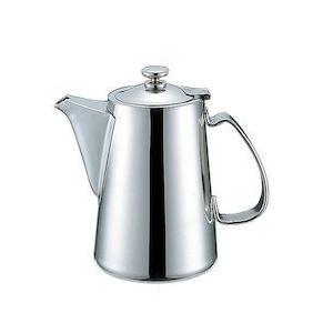 UK18-8チボリ型コーヒーポット 3人用 PKC30003 n-kitchen