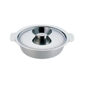 UK チリ鍋 29CM 18-0・電磁対応 QTL12029|n-kitchen