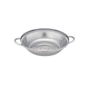 UK 18-0寄せ鍋 21cm QYS3305|n-kitchen