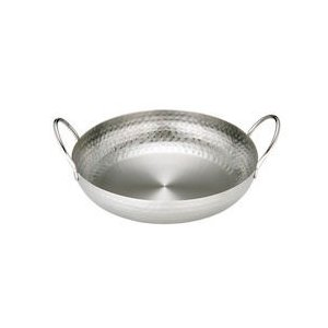UK ステンレス もつ鍋 20cm QMTK902|n-kitchen