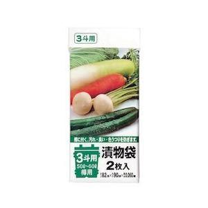ポリエチレン 漬物樽用袋 2枚入 3斗用 50〜60L ATK7304|n-kitchen