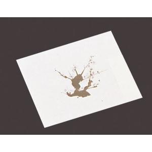 鮮度保持紙(100枚入) 白梅M30-085|n-kitchen