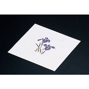 鮮度保持紙(100枚入) アヤメM30-091|n-kitchen