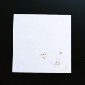 耐油懐敷18角(100枚入) 梅M30-220|n-kitchen