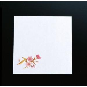 耐油懐敷18角(100枚入) 桜M30-221|n-kitchen