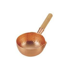 銅ボーズ鍋 15CM WBC24015|n-kitchen