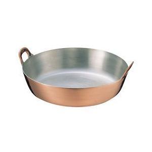 SA銅 揚鍋 30CM AAG08030|n-kitchen