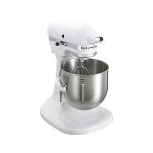 キッチンエイドミキサー KSM5 (ボールスライドタイプ)W白 n-kitchen