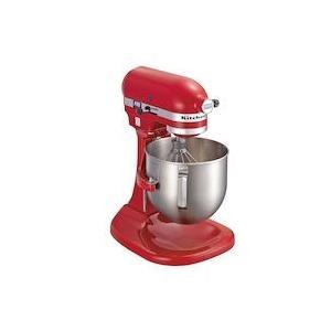 キッチンエイドミキサー KSM5 (ボールスライドタイプ)E赤 n-kitchen