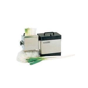電動白髪ネギシュレッダー白雪姫 DX-88P刃物ブロック1.5mm|n-kitchen